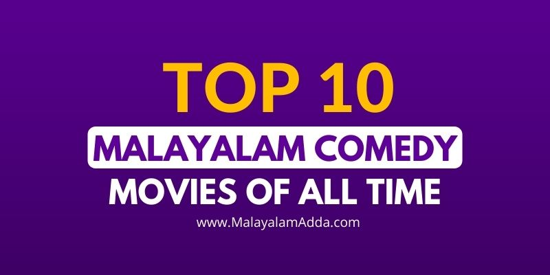 Malayalam Comedy Movies Of All Time